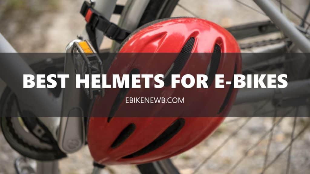 Best Helmets for Ebikes